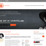 Bringing the Storytelling workshop close to you