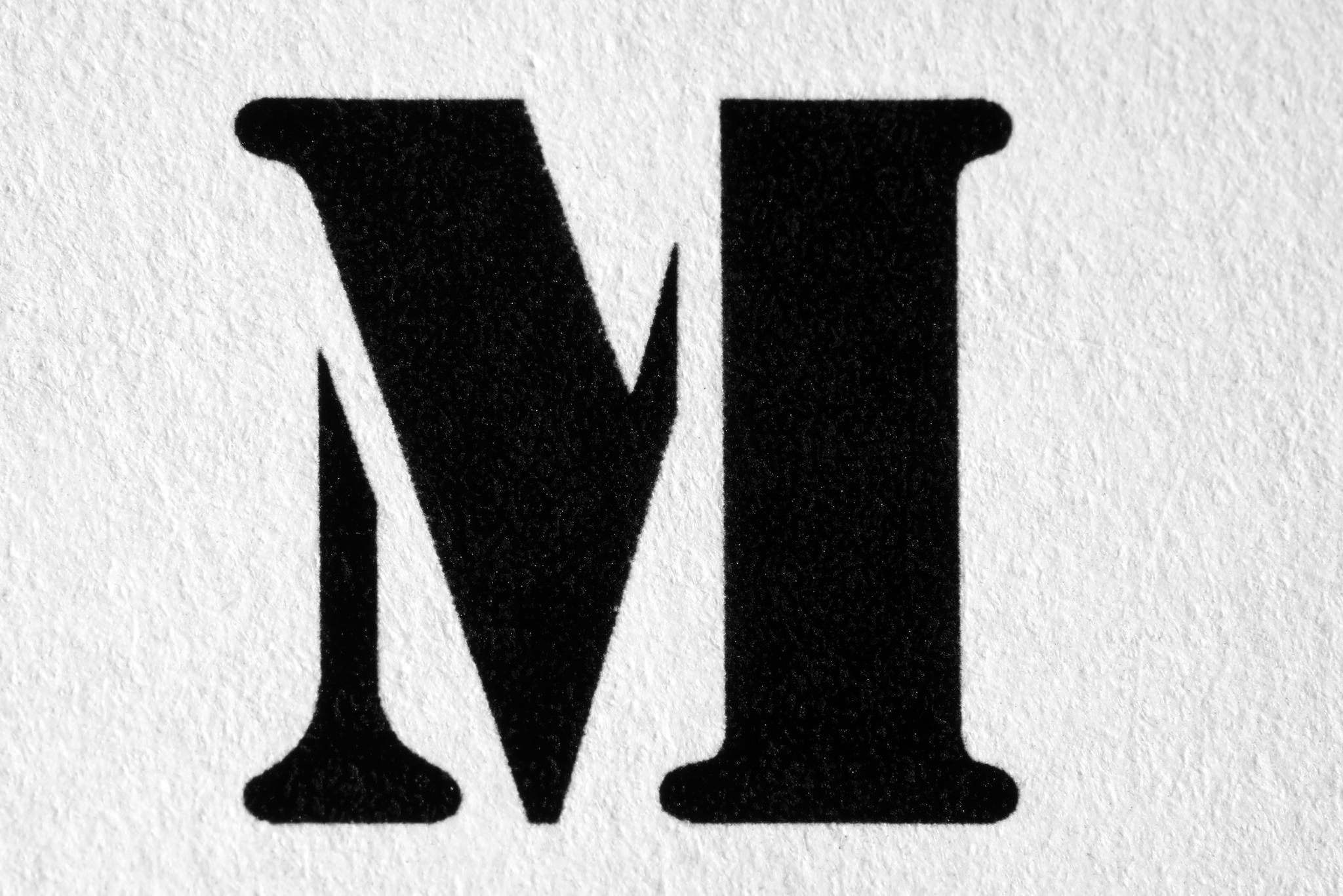 presentation typography