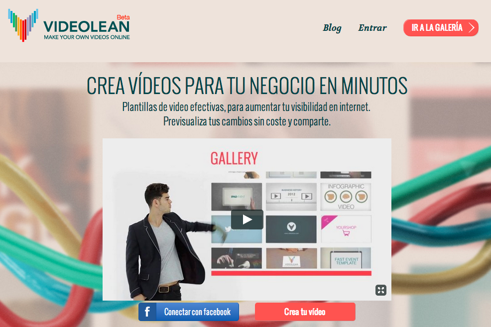 Videolean or how a start-up should hustle
