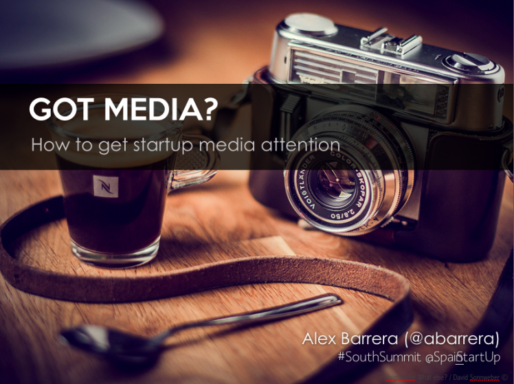 How to get media attention for your startup